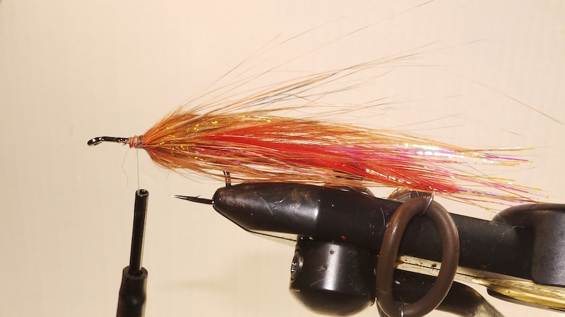 Guide tread flytying